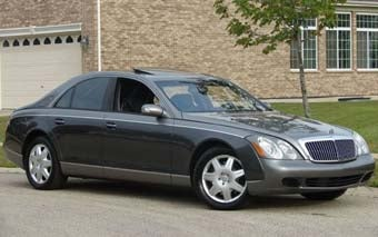 Illustration for article titled Nice Price Or Crack Pipe: 2004 Maybach 57 For $129,900?