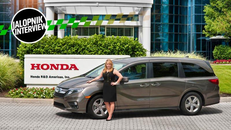 All image credits: Honda