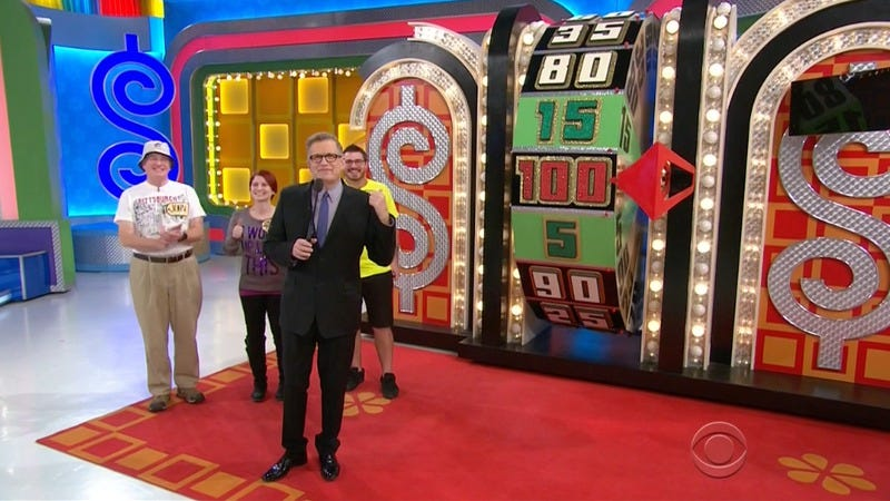 Illustration for article titled The Price Is Right: Season 43, episode 118