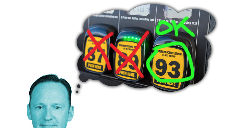 Illustration for article titled GM Exec Wants To Make Premium Gas The New Regular Gas