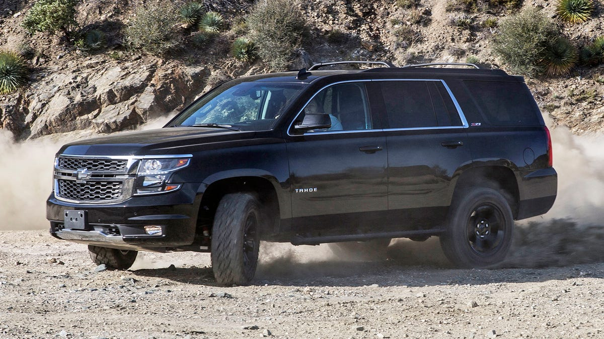 Tahoe Towing Capacity >> The 2018 Chevy Tahoe Z71 Feels Like A Classic Suv
