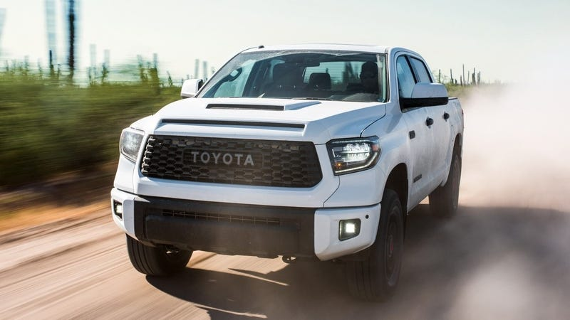 Ilration For Article Led The 2019 Toyota Tundra Trd Pro Is Only 900 Er Than A