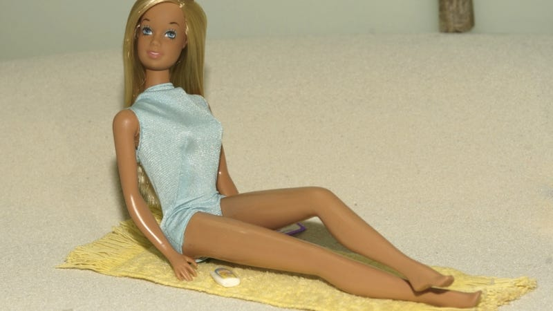 Illustration for article titled Things Ain't Going So Great for Poor Barbie