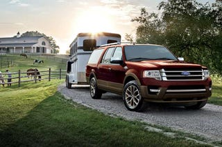 Illustration for article titled I've got a '17 Ford Expedition for 2wks in Hawaii...AMA