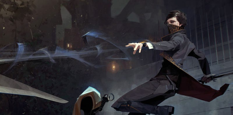 Illustration for article titled You Can Save Your Life In Dishonored 2By Killing Yourself