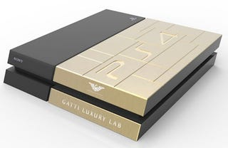 Illustration for article titled Dubai Store Selling Gold Xbox Ones And PS4s For Just $13,700 Each