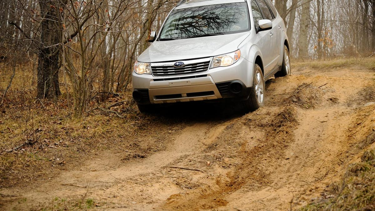 Subaru Forester Off Road >> 2009 Subaru Forester Unsupervised Off Road Mayhem