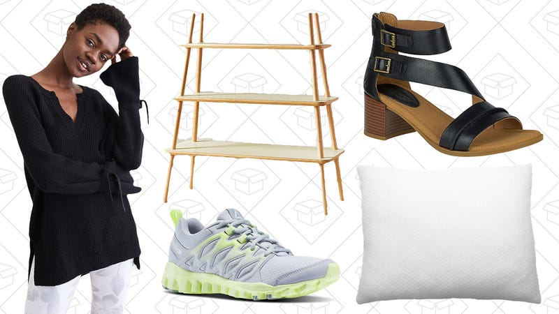 Illustration for article titled Today's Best Lifestyle Deals: Reebok, Pillows, Aerie, Sperry, Urban Outfitters, and More