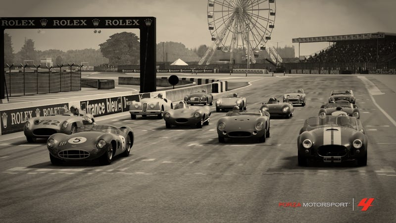 Illustration for article titled *UPDATED 8/2* The OppositeLock Forza 4 Classic Roadster Series Information and Sign-up Post