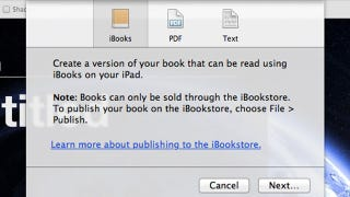 Illustration for article titled Sell Your Book in the iBookstore and Apple Won't Let You Sell It Anywhere Else
