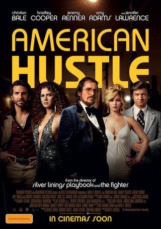 Illustration for article titled American Hustle