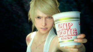 Cup Noodle XV....best game i ever played.