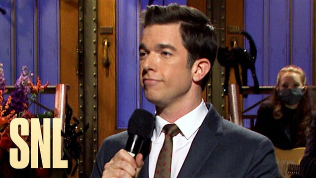 John Mulaney delivers a solid SNL, for the fourth time