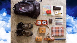 The Geologist's Field Bag