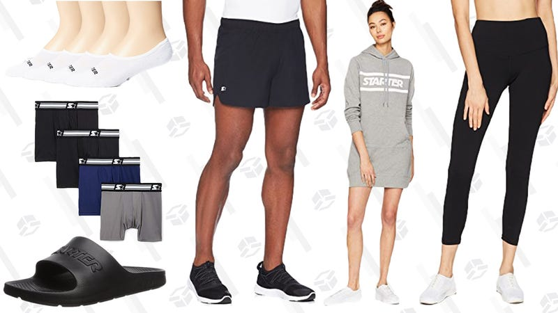 Up to 60% Off Starter Activewear for the Family | Amazon