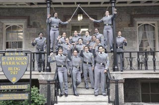 The photo of West Point cadets that prompted the investigationTwitter