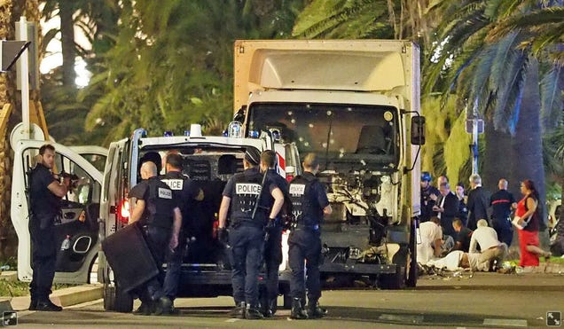 Deadly Truck Attack In Nice: Everything We Know