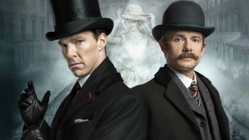 Illustration for article titled This Week's TV: It's Sherlock, But Not As We Know Him