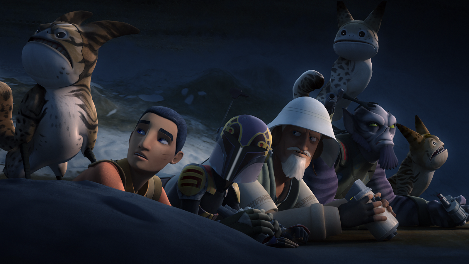 In Its Last Season, Star Wars: Rebels Has Found What It's ... - photo#26