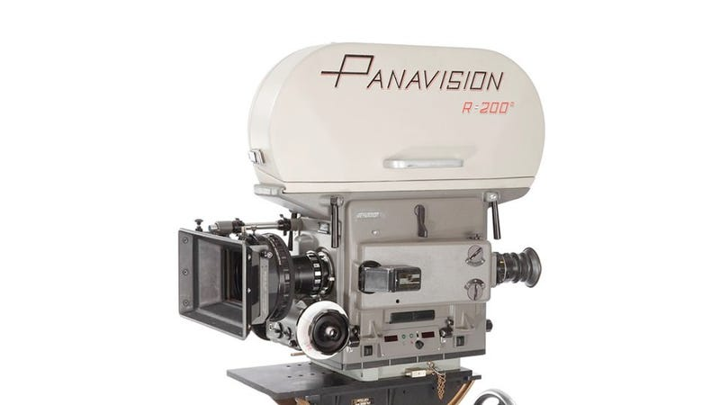 Panavision Camera Star Wars : This camera filmed star wars