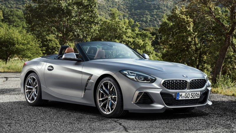 Illustration for article titled The BMW Z4 Could Get Axed After This Generation: Report