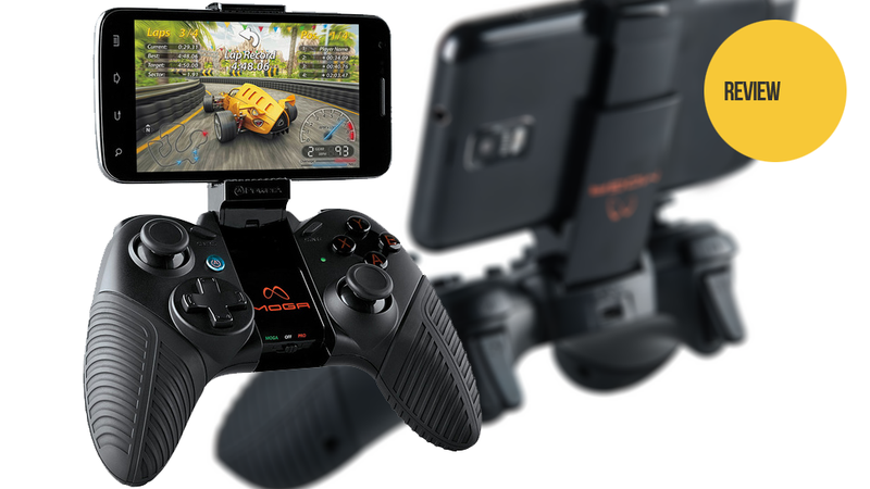 Illustration for article titled The MOGA Pro Should Have Led The Android Gamepad Invasion