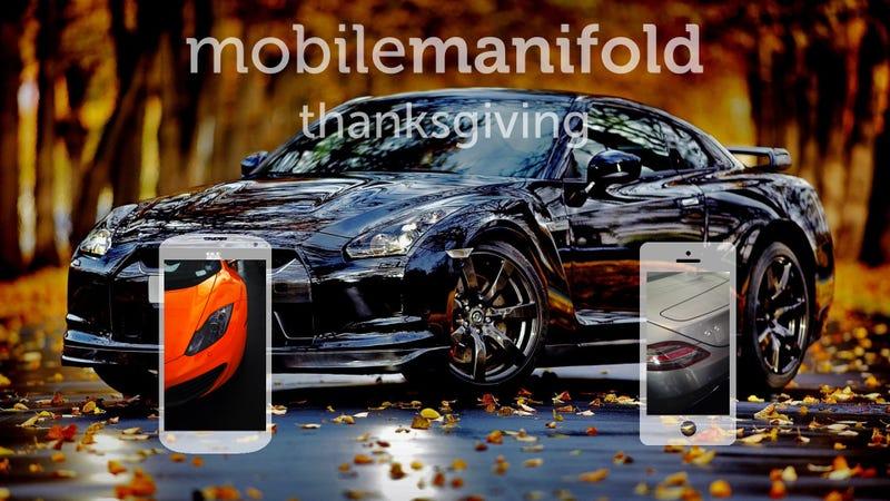 Illustration for article titled Mobile Manifold - November 25th