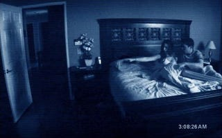 "Illustration for article titled ""Paranormal Activity"" Is As Scary As Real Life"