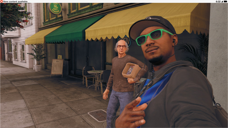 New Watch Dogs 2 Patch Has Larry David Taking Out Trash