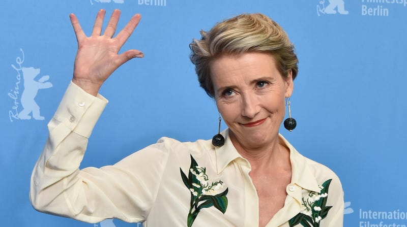 Emma Thompson exits a movie, will not work with John Lasseter thank you very much