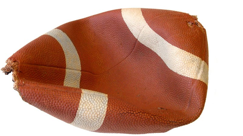Illustration for article titled Florida Teen With Football-Shaped Dick Has World's First Penis Reduction
