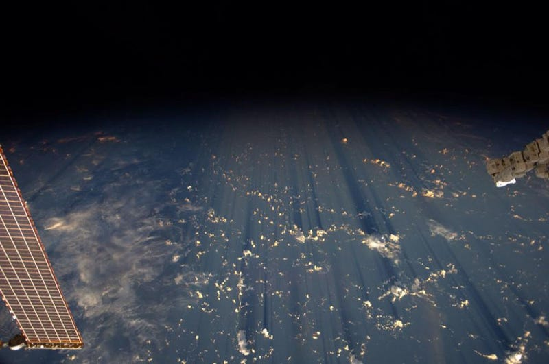 Illustration for article titled Just Breathtaking: Clouds Cast Thousand-Mile Shadows Across The Earth