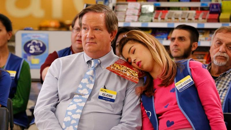 Illustration for article titled Superstore ends its first season with an episode that demands a renewal