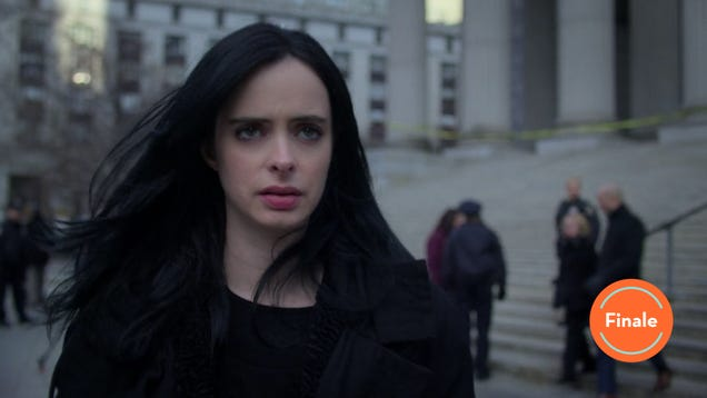 Jessica Jones ends the Marvel Netflix universe on a high note
