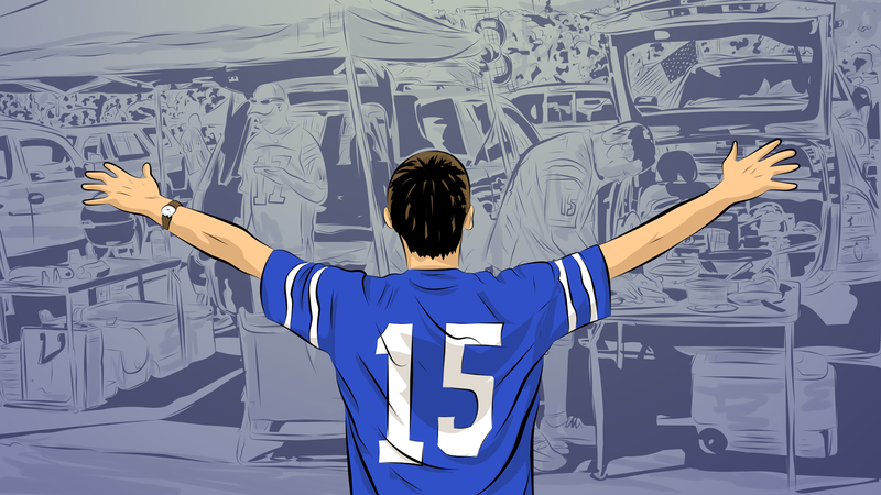Illustration for article titled How To Excel At Tailgating