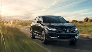 Illustration for article titled 2016 Lincoln MKX: This Is It