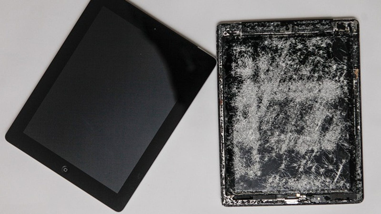 Replace the Glass on Your Broken iPad at Home