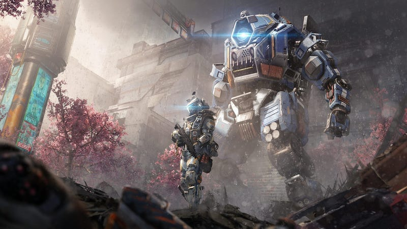 Illustration for article titled Titanfall 2's First Free DLC Drops On November 30th
