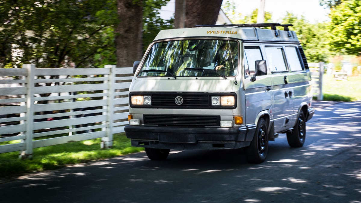 Why The Volkswagen Vanagon Westfalia Lives Up To The Hype