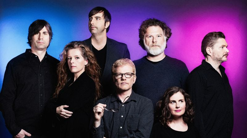 The New Pornographers (Photo: Billions)