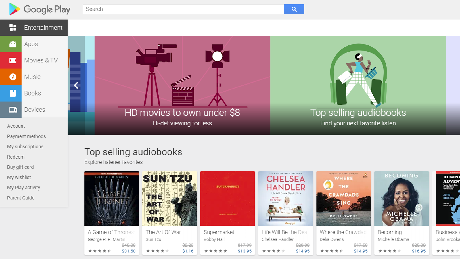 Budget Your Google Play Investing With this New In-App Setting thumbnail