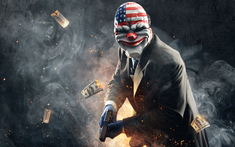 Illustration for article titled Payday 2 On Switch Will Be Rough Without Voice Chat [UPDATE]