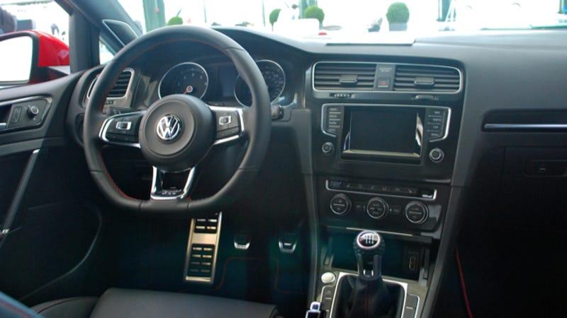 2015 volkswagen gti interior. 2015 volkswagen gti interior o
