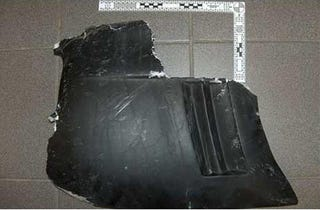 Illustration for article titled Identify This Chunk of Fiberglass, Help Catch A Killer