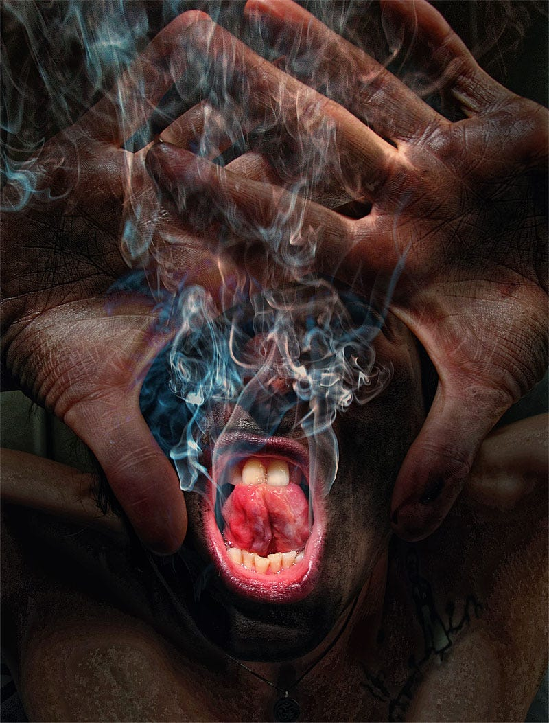 Illustration for article titled 82 Striking Photos of Smoke