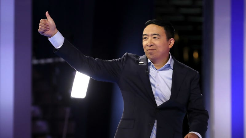 Illustration for article titled How to Get $12,000 from Presidential Candidate Andrew Yang