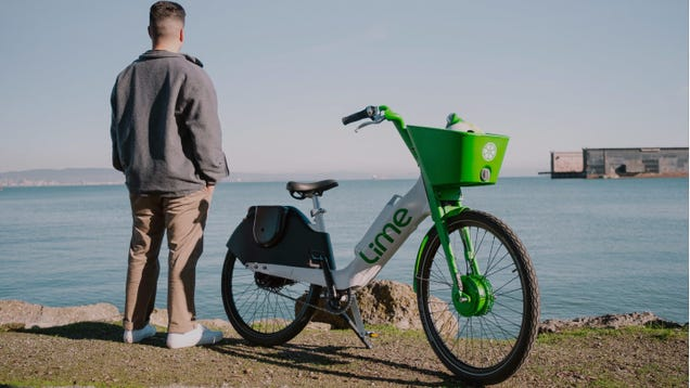 Lime Expands Fleet With New E-Bike That Uses the Same Battery Pack as Its Scooters
