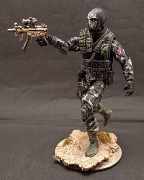 Call Of Duty Ghosts: Custom Action Figures