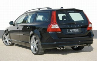 Illustration for article titled Heico Sportiv's Tuner Volvo V70 and XC70