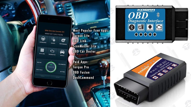 Listen to What Your Car Is Telling You With These OBD2